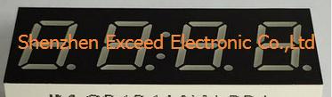 0.4 inch Quadruple Digit t LED Display