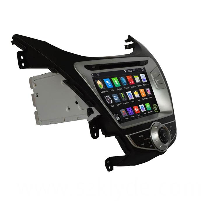 ELANTRA 2012 Android Car Stereo
