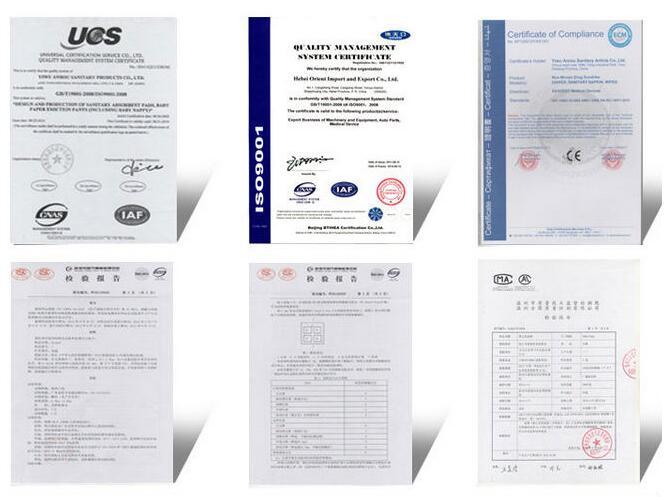 certification of syringe
