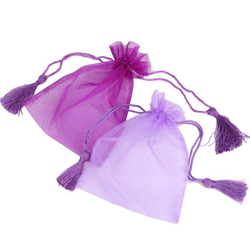 Organza Bag with organza fabric