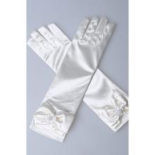 Flower Girls Princess Gloves for Wedding Formal Gloves