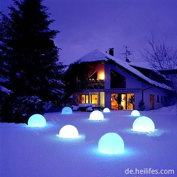 Lake LED ball light