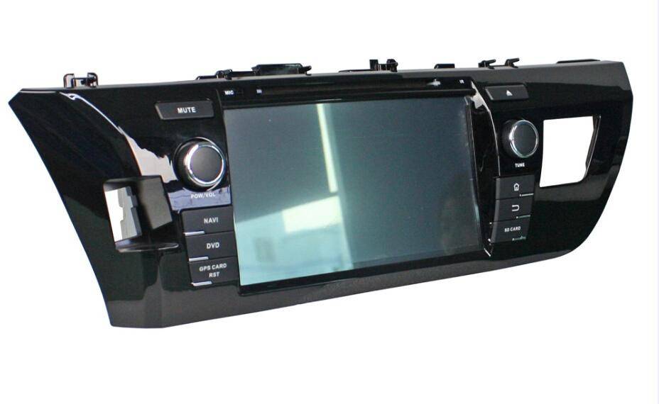 Levin 2014-2015 car audio player