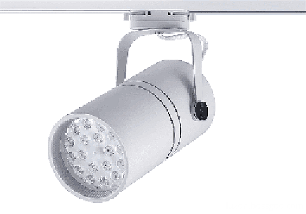 Dimmable led track lights