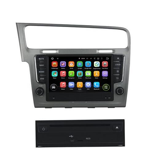 GPS Car dvd for VW Golf 7