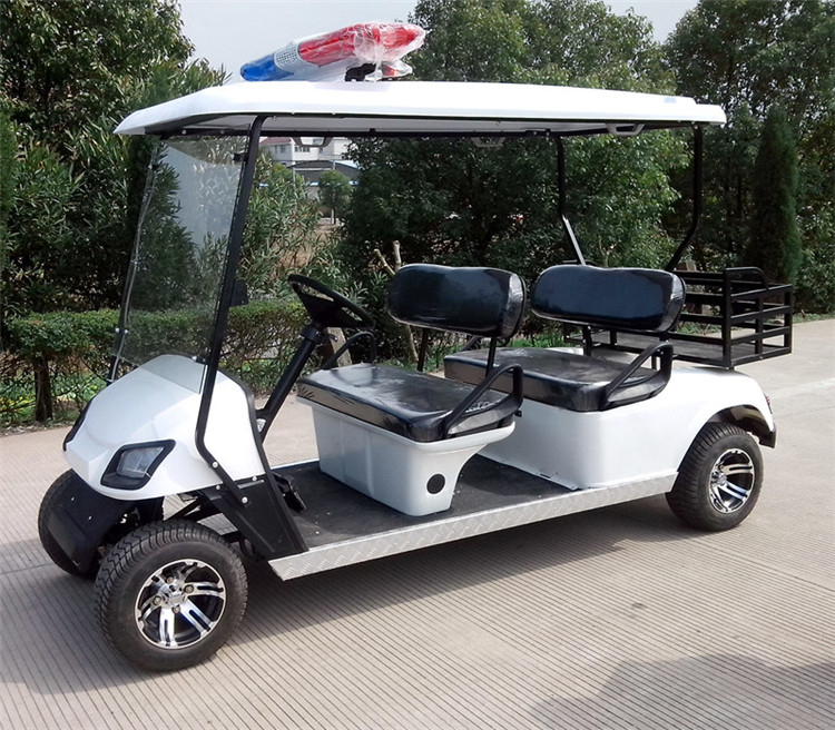 Golf Cart for Patrol