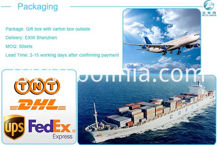 Shipping method Bolinia LCD Monitor