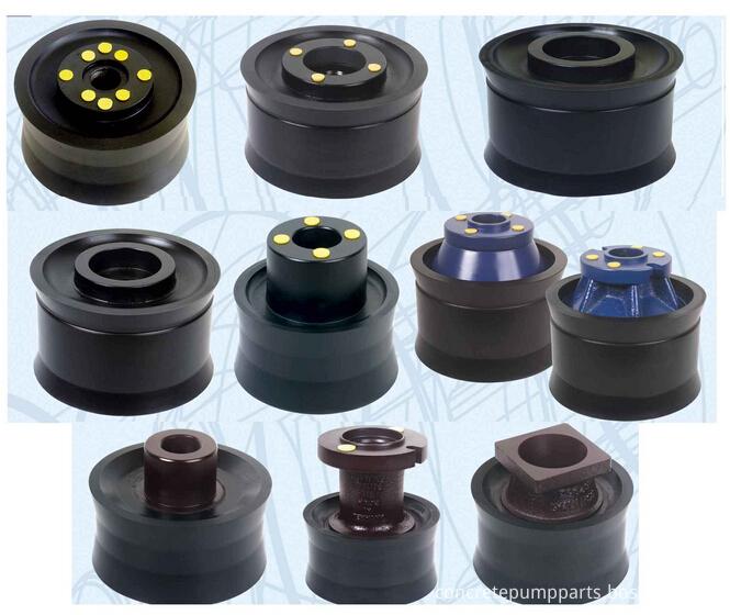 Concrete Pump Rubber Piston Ram