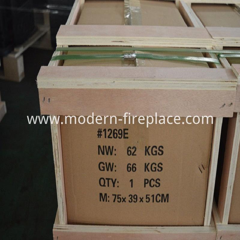 Wood Burners Cheap Packaging