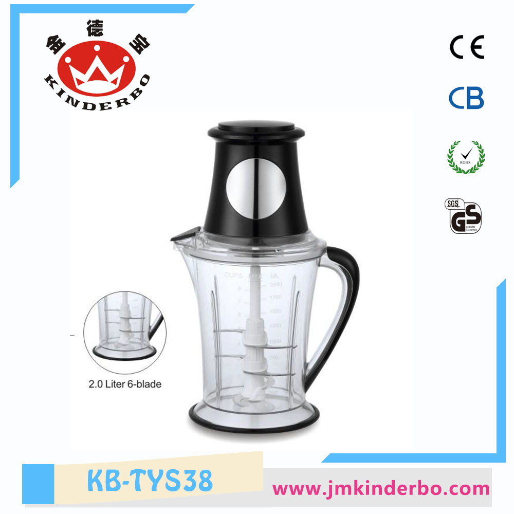 Multifunctional Meat Mincer with Egg Beater