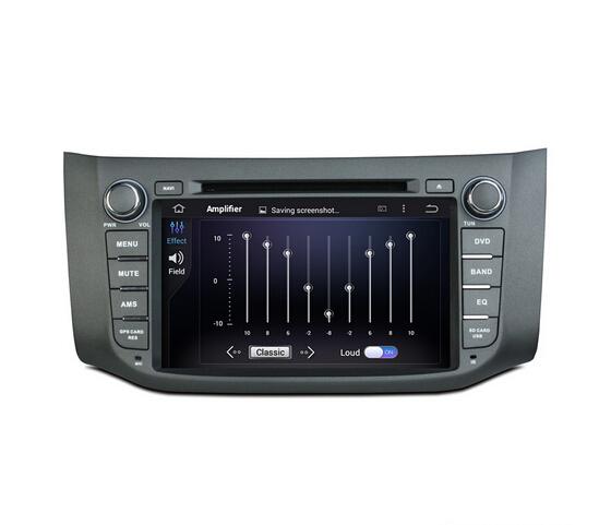 Android Car Nissan SYLPHY B17 Sentra 2012-2014