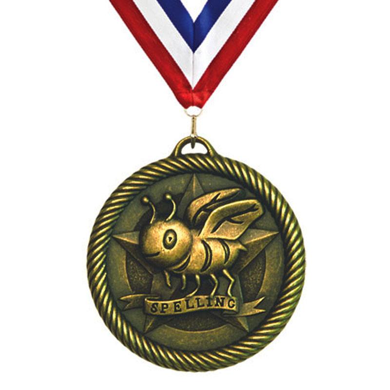Spelling Bee Medal