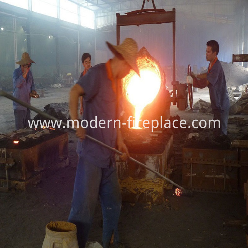 For Sale Wood Burning Heaters Production
