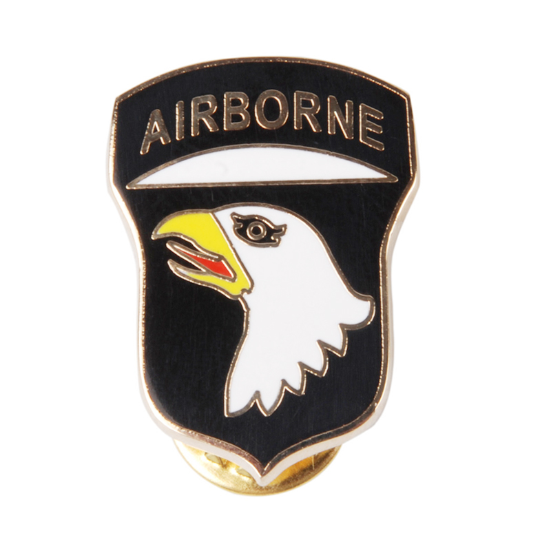 101st Airborne Pin
