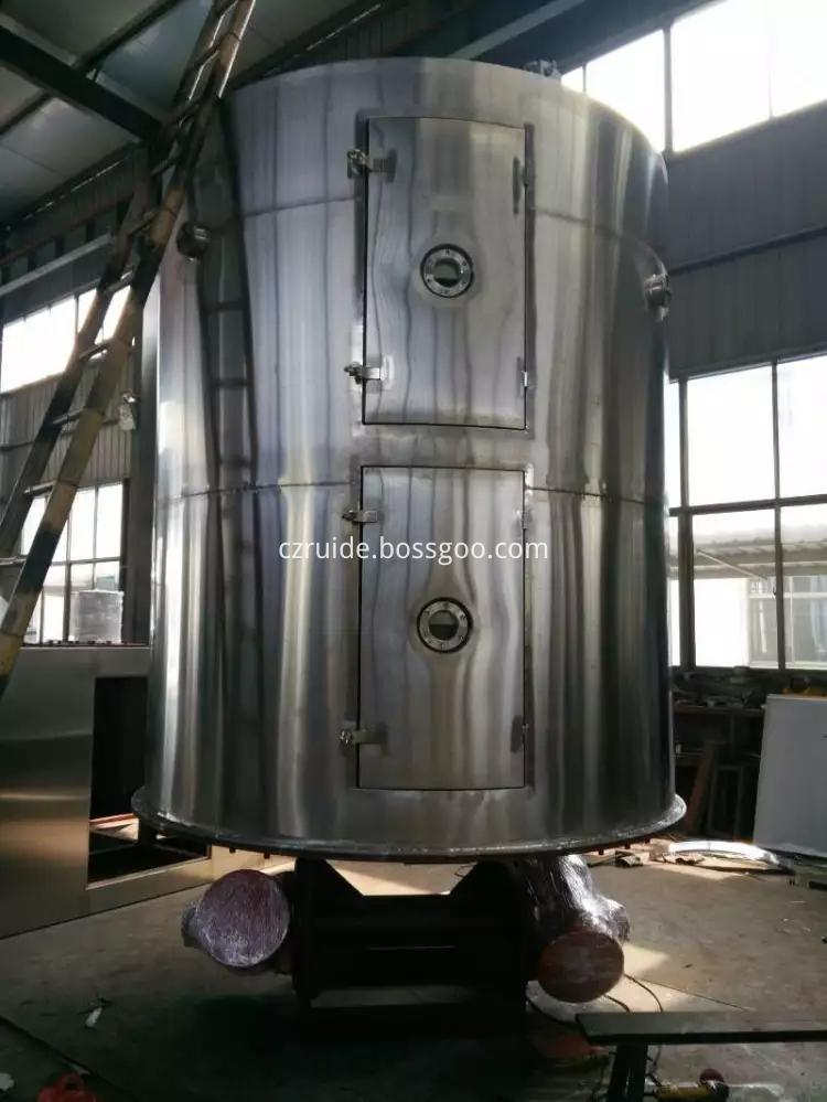 PLG Series Vacuum Plate Dryer