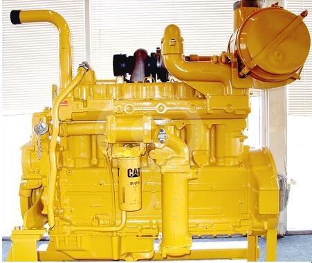 CAT 306 Engine