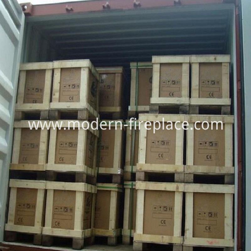Sale Steel Plate Wood Stoves Packaging