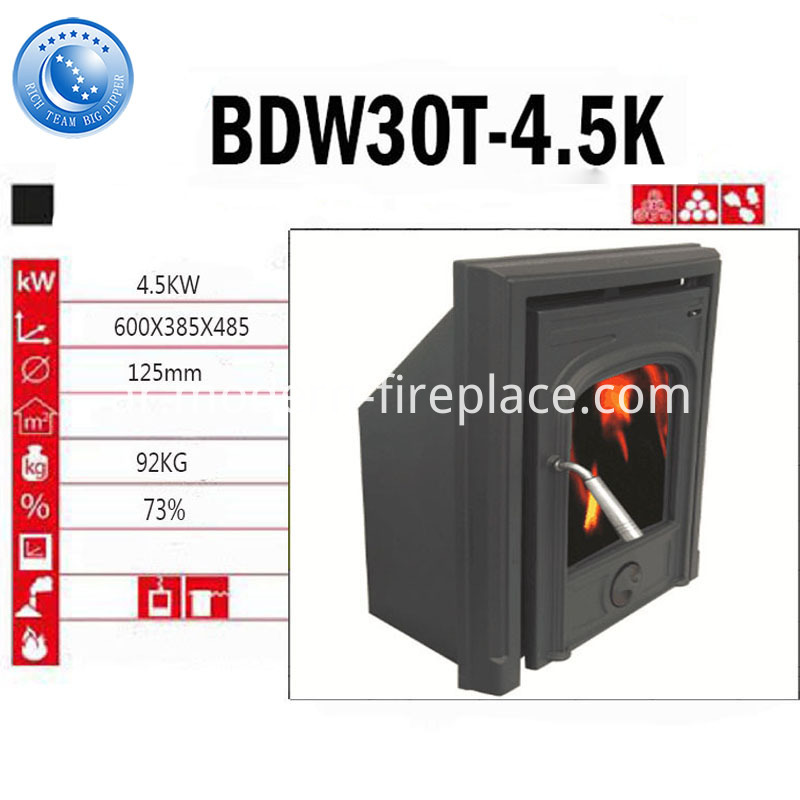 Wood Burner Inserts For Fireplace Factories