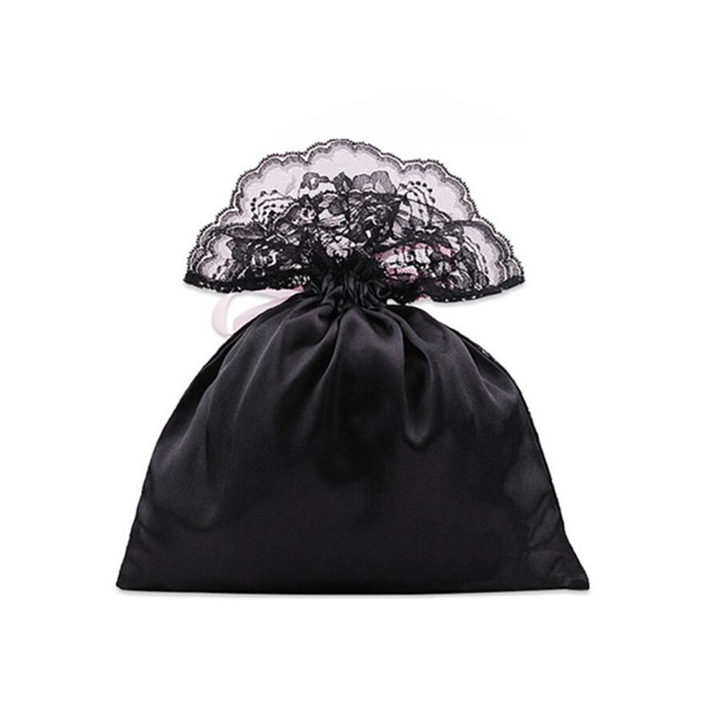 Satin Bag For Lingerie