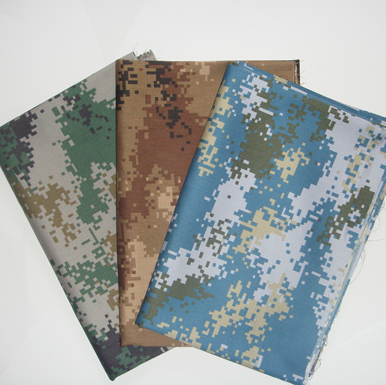 camouflage military fabric