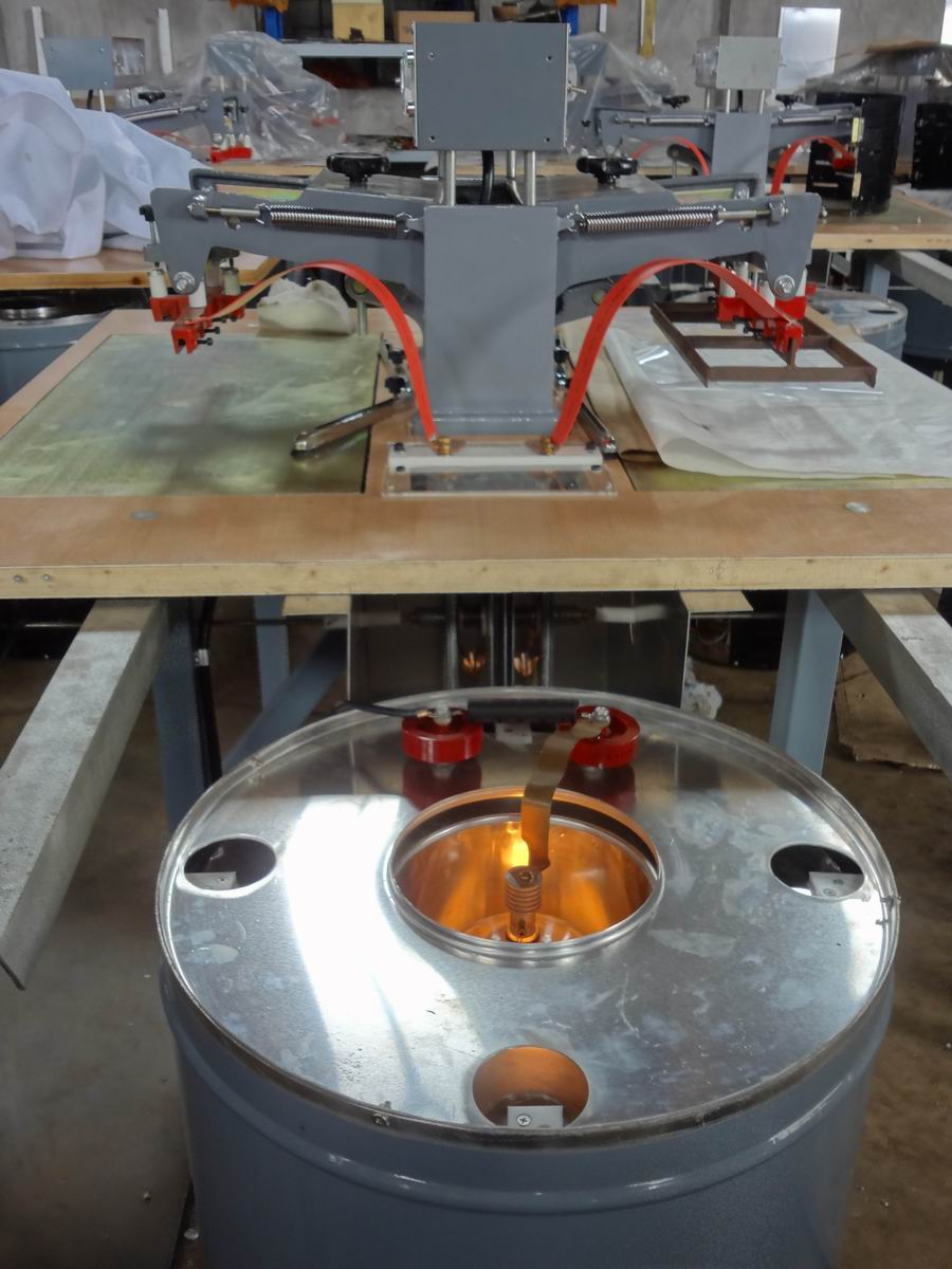 plastic welding process