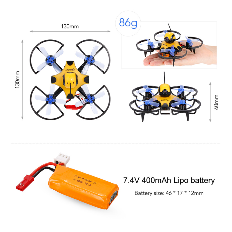 Battery For Drone