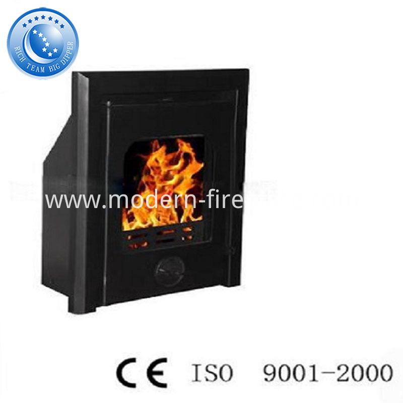 Modern Custom Wood Burning Fireplaces