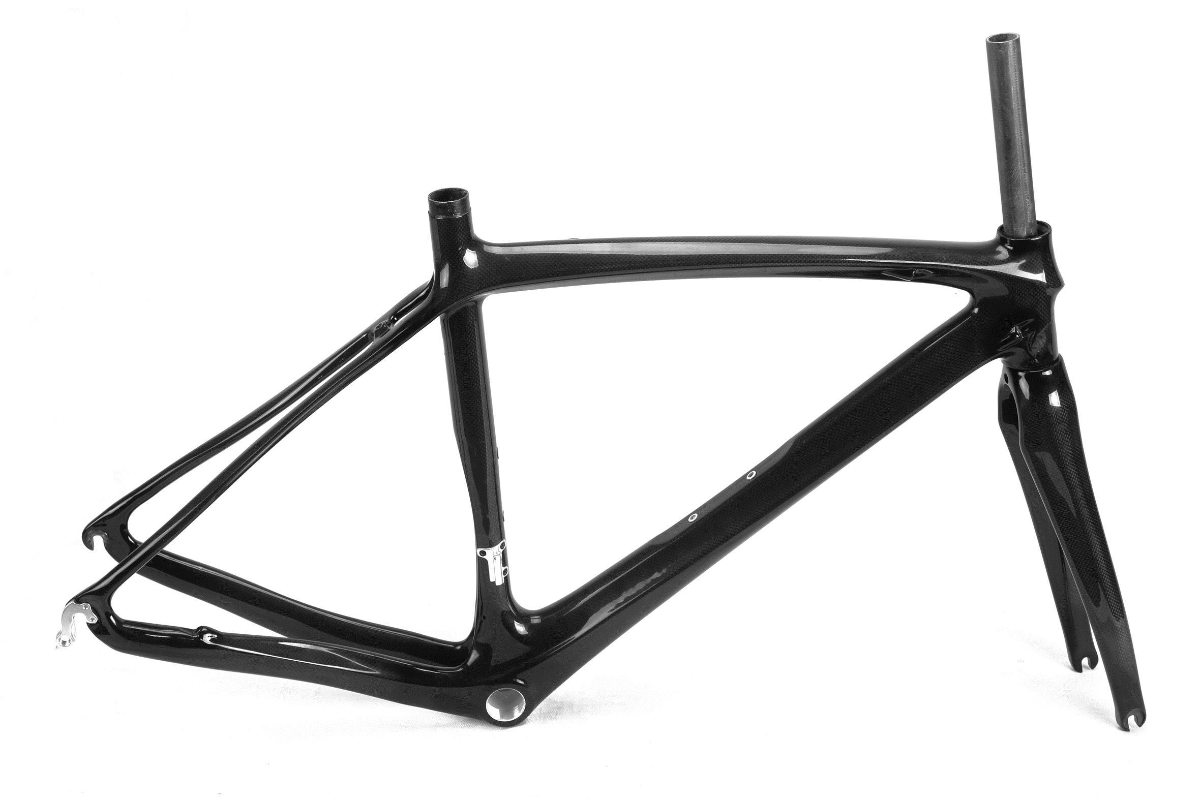 carbon fiber bike frame