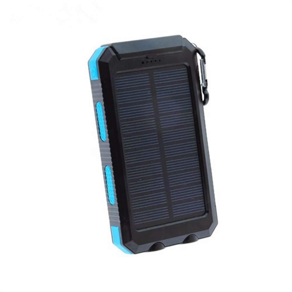 LED Solar Power Bank