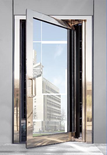 Ningbo GDoor Automatic Swing Doors for Household Use