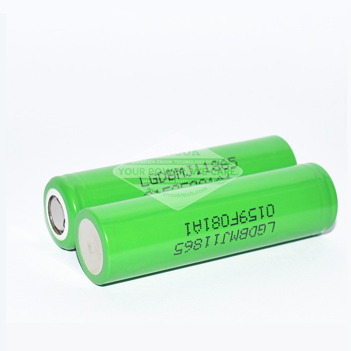 2017 High Quality Green 3500mah LG MJ1