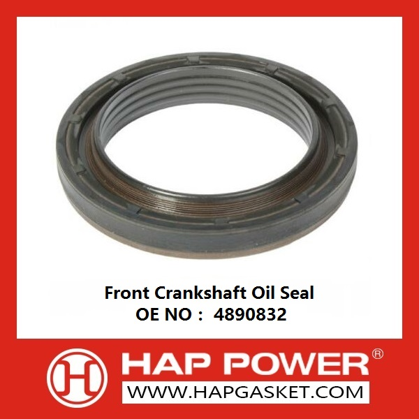 HAP-CS-OS-021 Front Crankshaft Oil Seal 4890832