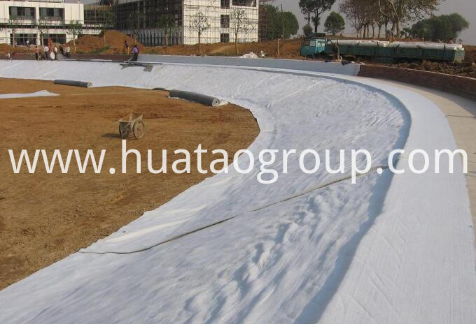 Geosynthetic Clay Liner Application