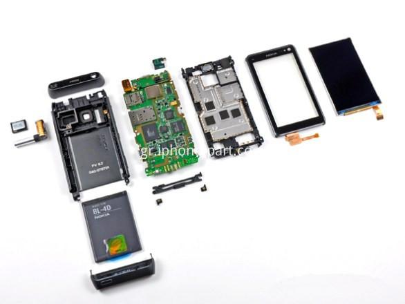 Nokia Lumia Screen