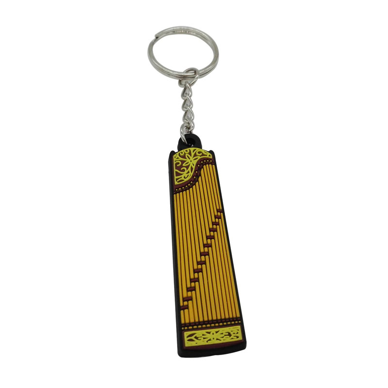 Instrument Shape Key Rings