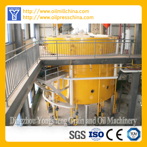 Palm Oil Solvent Extraction Project
