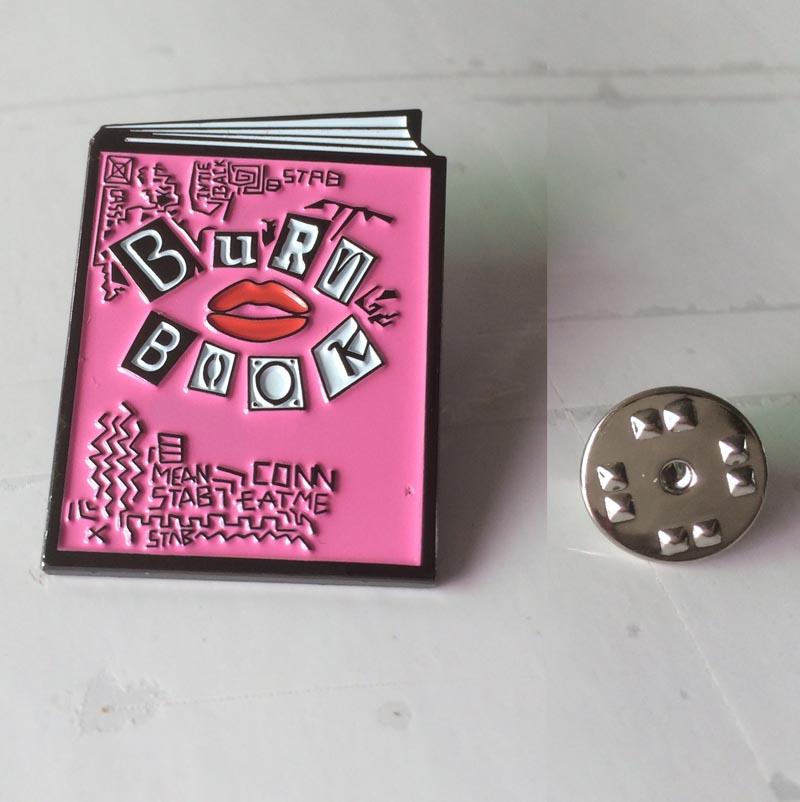 Pin Custom Kj 1601 M013 3