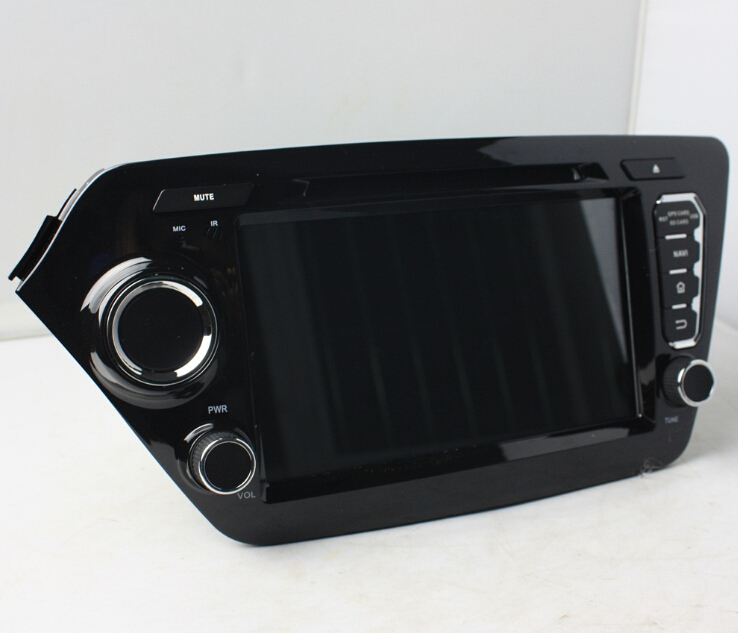 KIA K2 RIO Car Audio Stereo