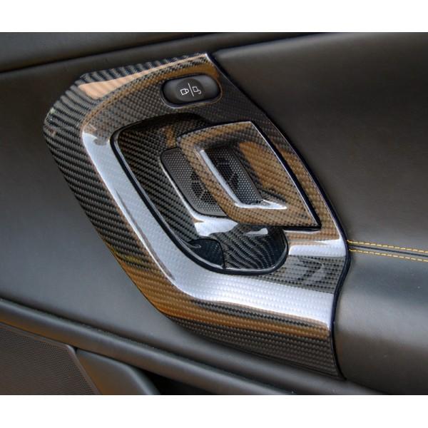 carbon fiber handle