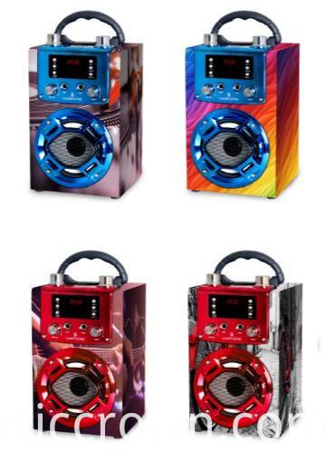 The Best Bluetooth karaoke speaker