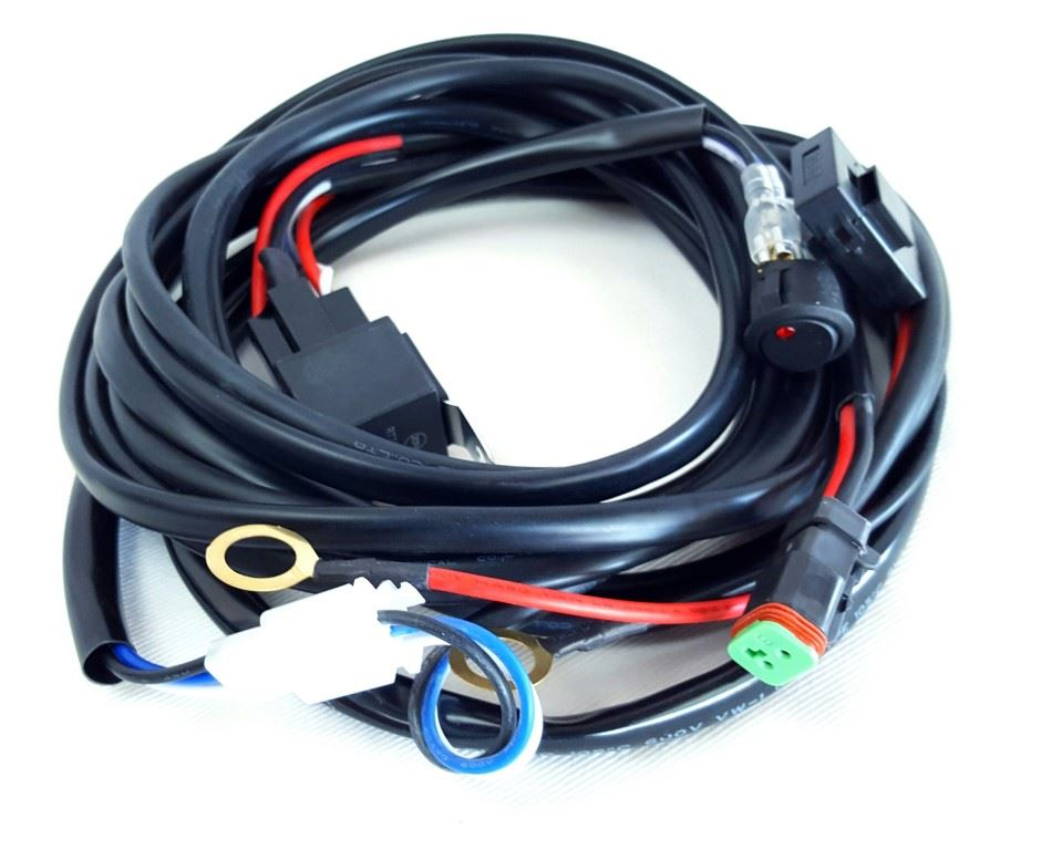 Wiring Harness with DT Connector