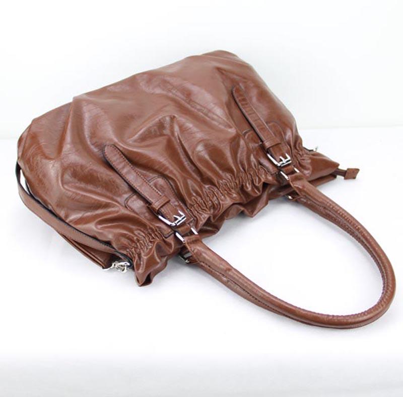 Classic Shoulder Leather Handbags