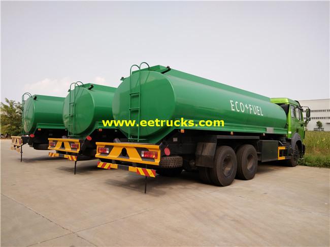 Gasoline Delivery Trucks