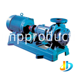 IS Suction Water Pumps