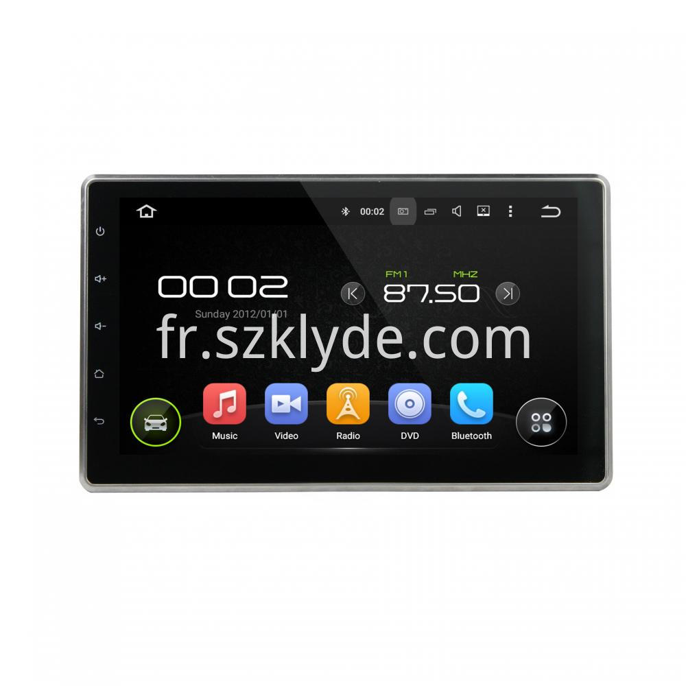 10 1 Inch 2 Din Android 6 0 Universal
