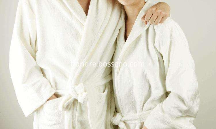unisex bathrobes