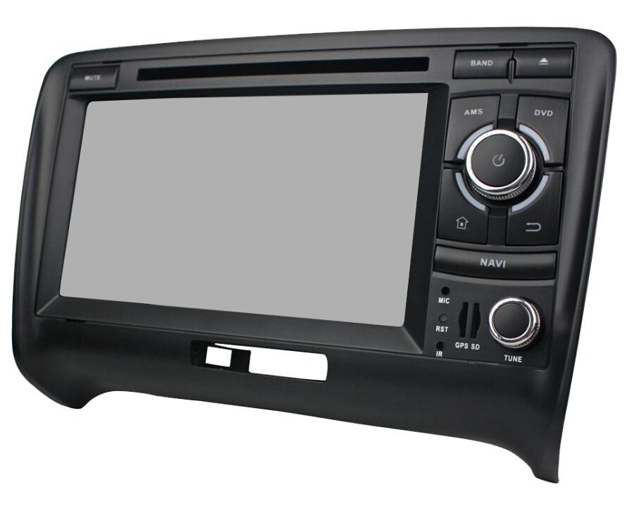 Car DVD Player For Audi TT 2006-2013 2