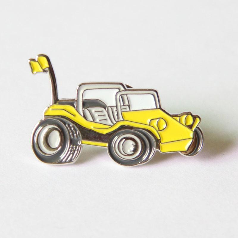 Safety Pin Kj 1703 M017 Yellow 1