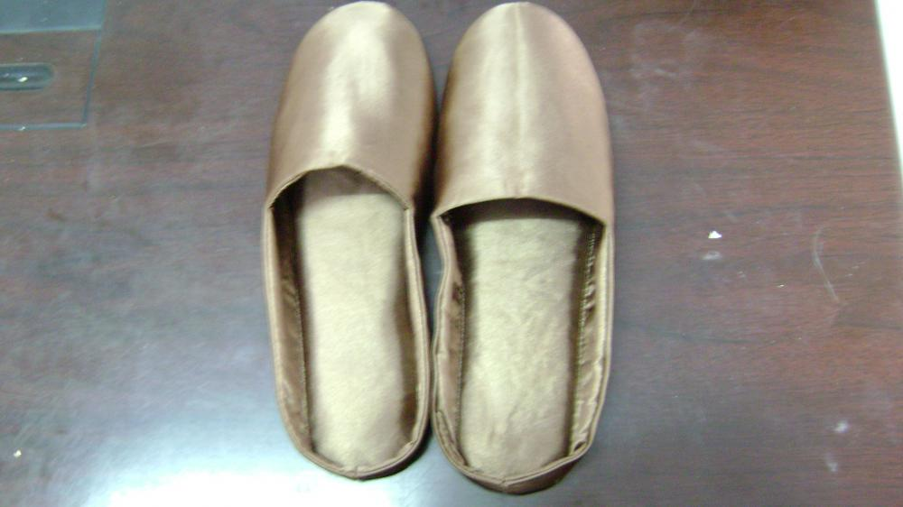 3 Star Velvet Hotel Slipper