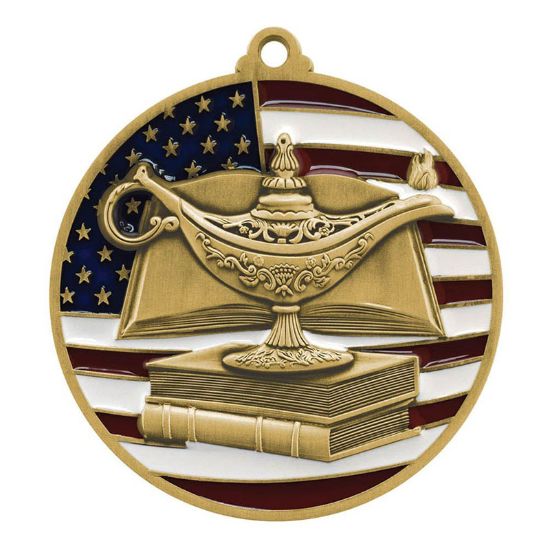 Patriotic Academic Medals